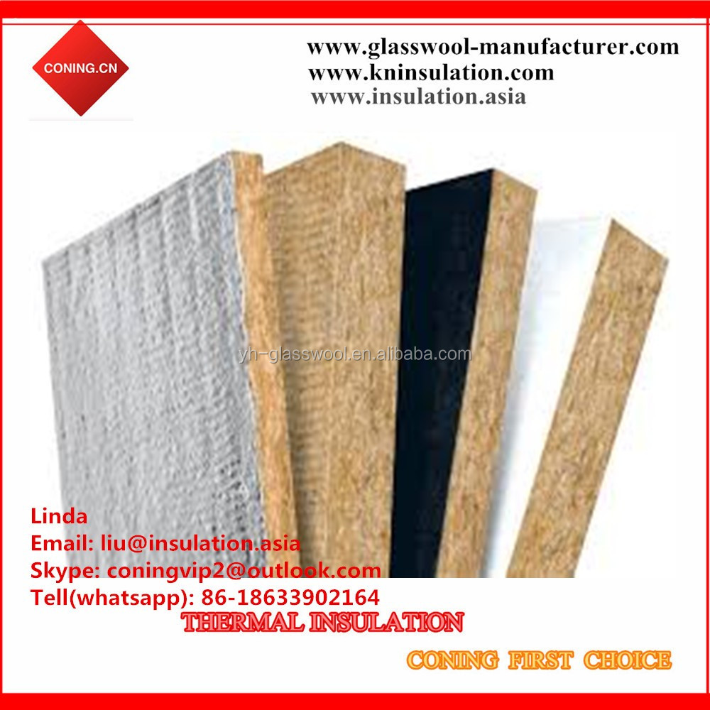 Rock wool thermal insulation refrigerator vacuum for Buy mineral wool