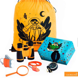 wholesale Outdoor exploration kit for kids. Adventure educational Children's toy