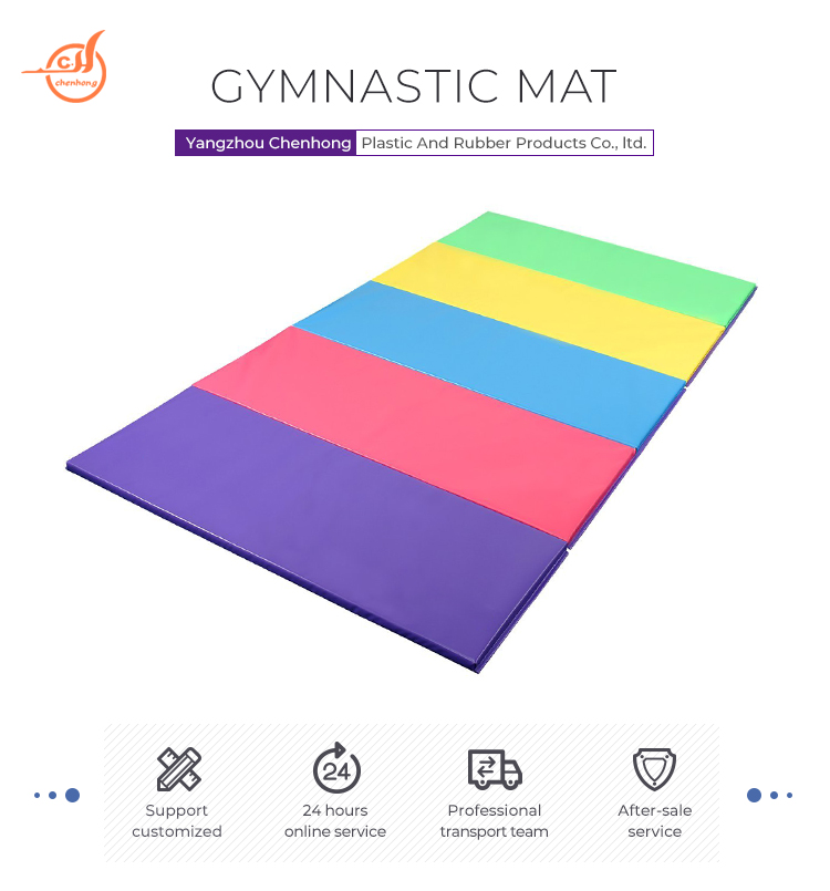 wholesale high quality Gymnastics Mat yoga mat manufacturer  gym mat cheap