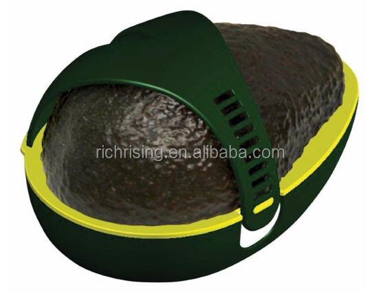 Promotional kitchenware eco friendly avocado saver to keep cutted avocado fresh