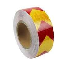 5cm x 25m Self Adhesive Vinyl Rolls Prismatic Reflective Sheet Sticker