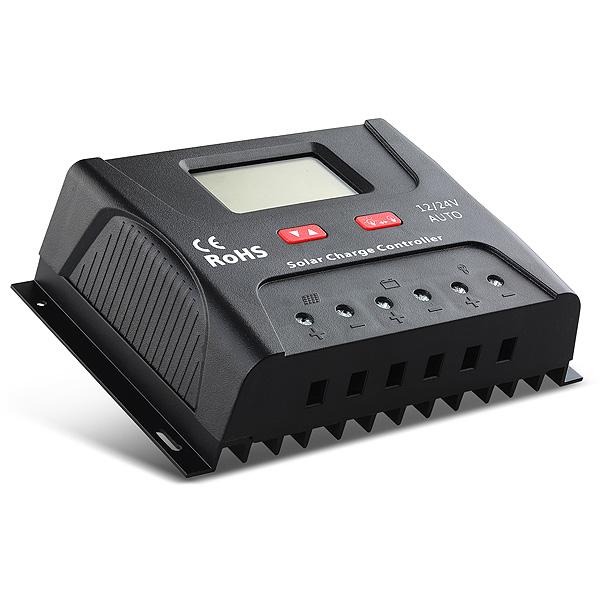 Steca Pr 3030 Solarcontroller 12/24v 30a Photovoltaik-zubehör