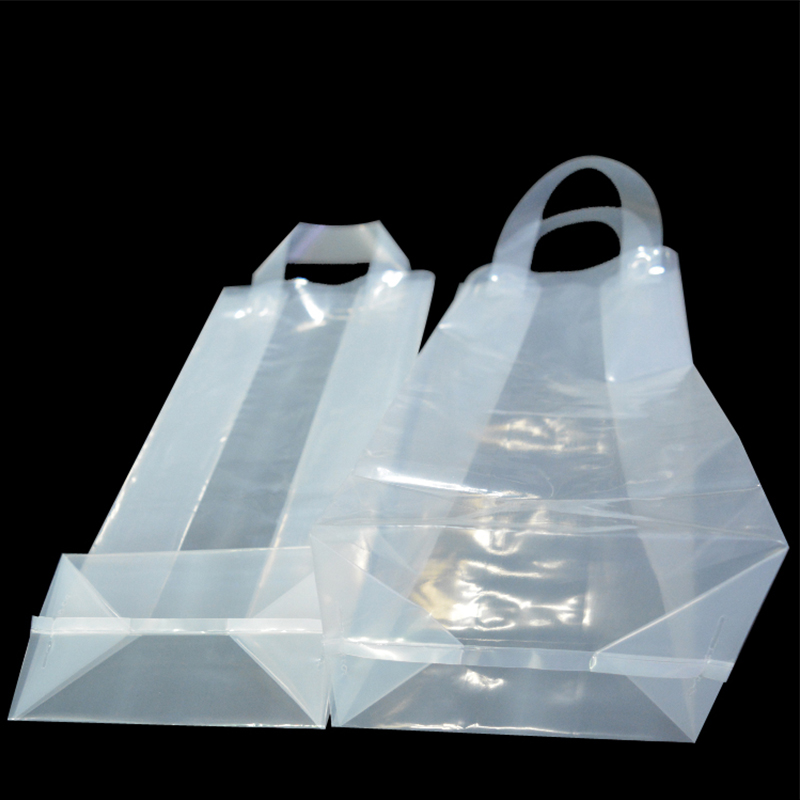 Extra Large Clear Plastic Grocery Wine Bags Whole