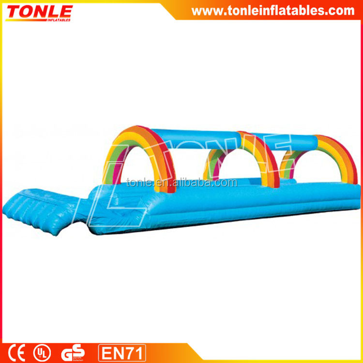 Wave Runner inflatable water Slide
