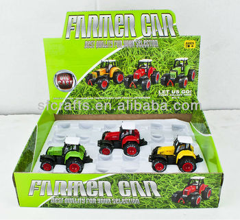 Metal Toy Tractors >> Die Cast Toys Diecast Farm Tractor Alloy Pull Back Tractor Metal Farm Tractor Set Die Cast Farm Truck For Children Buy Plastic Farm Toy Tractors Toy