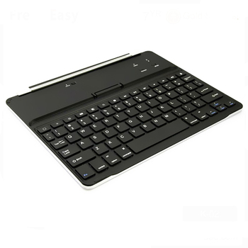 Hot Sale Aluminium Mini Wireless Folding 59 Keys Keyboard For Lg Smart Tv