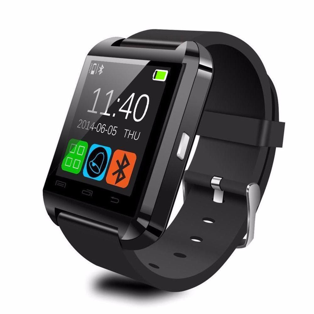 2016 New U8 Bluetooth Smart Watch Health Digital-Watch Touch Screen Smartwatch
