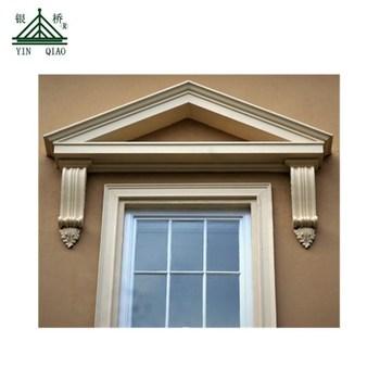 Decoration Glfiber Reinforced Cement