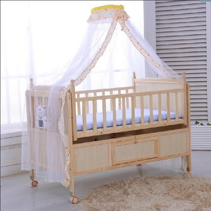 Online Kopen Wholesale Babybed Elektrische Bed Uit China