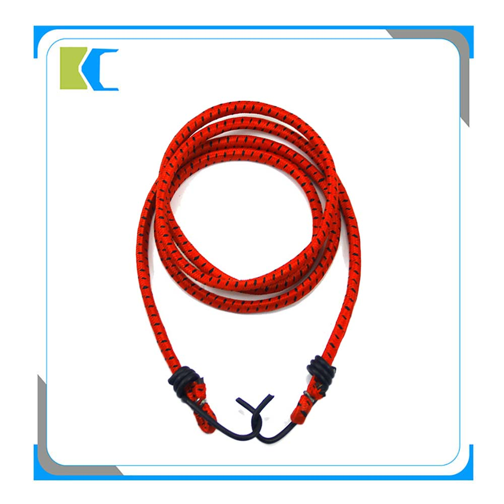 New Style baggage luaggee elastic rope with metal hook