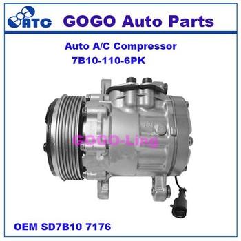Gogo 7b10 Auto A/c Compressor For Opel Corsa Oem : Sd7b10-7176 - Buy  Sd7b10-7176,Auto A/c Compressor,7b10 Compressor Product on Alibaba com