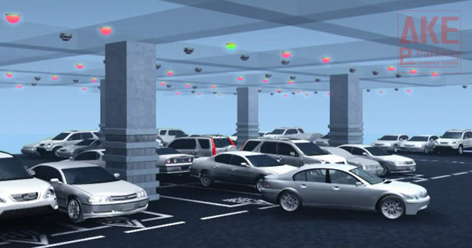 All-around Intelligent Parking Guidance System(pgs) For Big ...