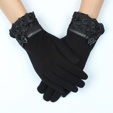2016 Best Wholesale Promotional Cheap Cell Phone Screen Touch Cute Winter Glove Mittens