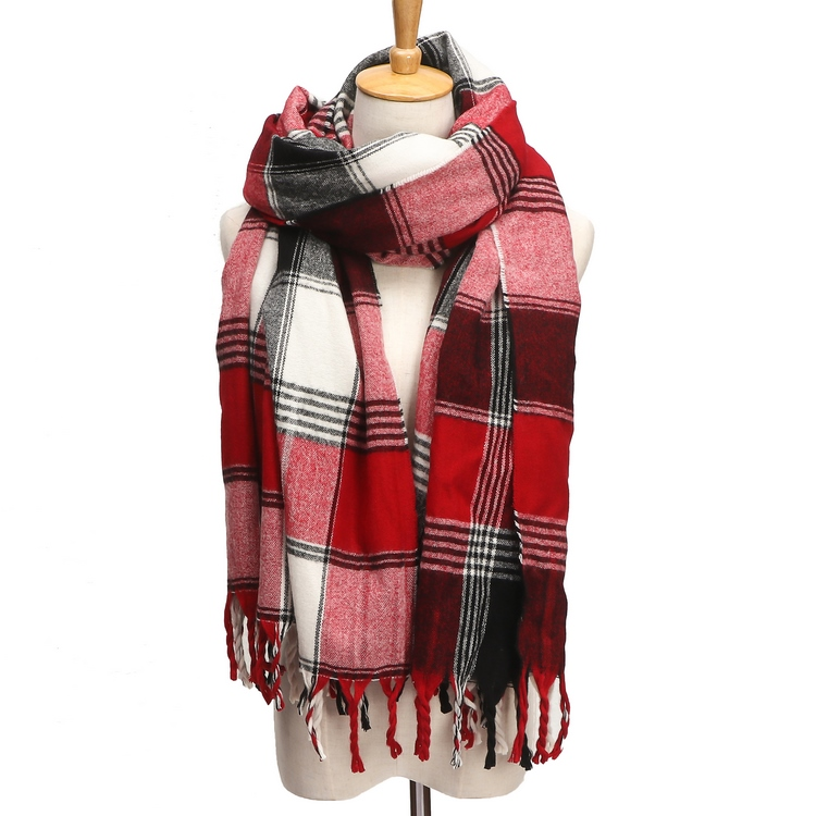 High Quality Make Cashmere Winter Scarf Pashmina Shawl