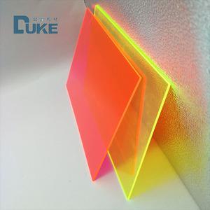 China neon orange acrylic wholesale 🇨🇳 - Alibaba