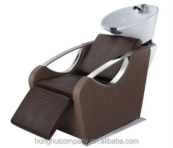 new arrival luxury hair washing shampoo chair for salon H-E090B