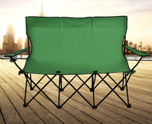Hot Sale Foldable 3 people Beach Chair