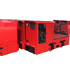 Electric Mining Car Shuttle Mine Car for underground roadway , tunnel , culvert