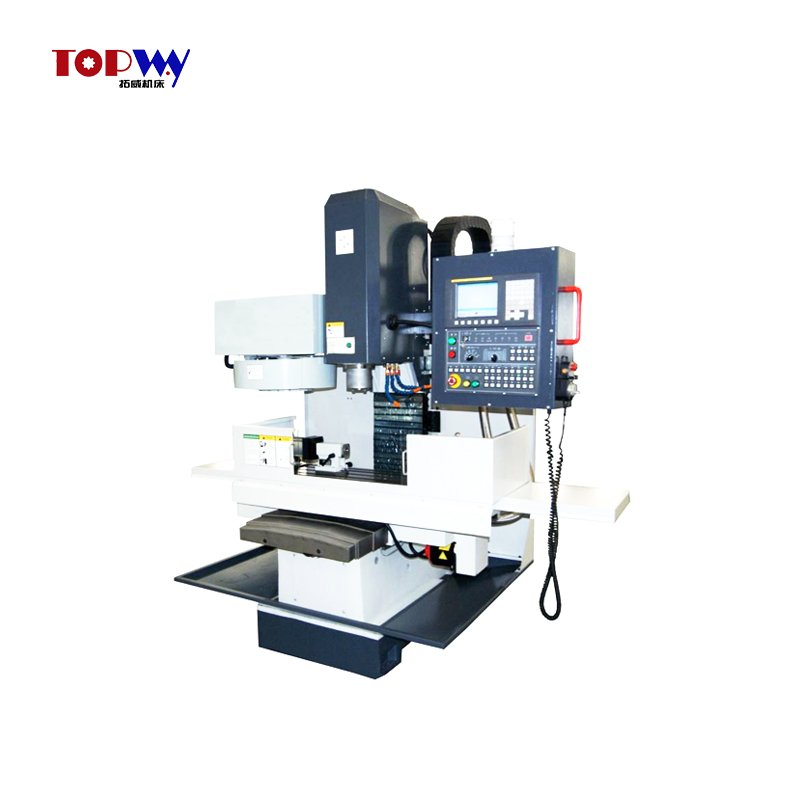 XKW7136C new vertical mini cnc mill for sale, View XKW7136 newvertical mini  cnc mill, TOPWAY Product Details from Tengzhou Topway Machinery Co , Ltd