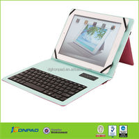 7,8,9,9.7 & 10 inch Universal Tablet Case With Bluetooth Keyboard