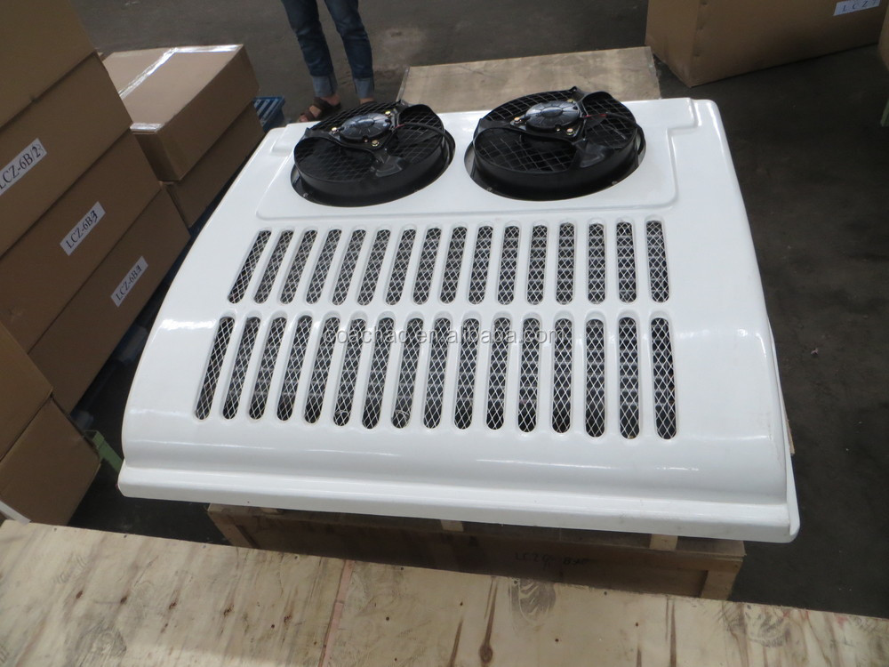 Rooftop Mounted Carrier Van Refrigeration Units For Cooling Cargo Van  Refrigerator Unit - Buy Van Refrigeration Units,Rooftop Mounted Van