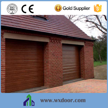 Aluminum Automatic Rolling Door Roll Up Garage Doors Buy Roll Up
