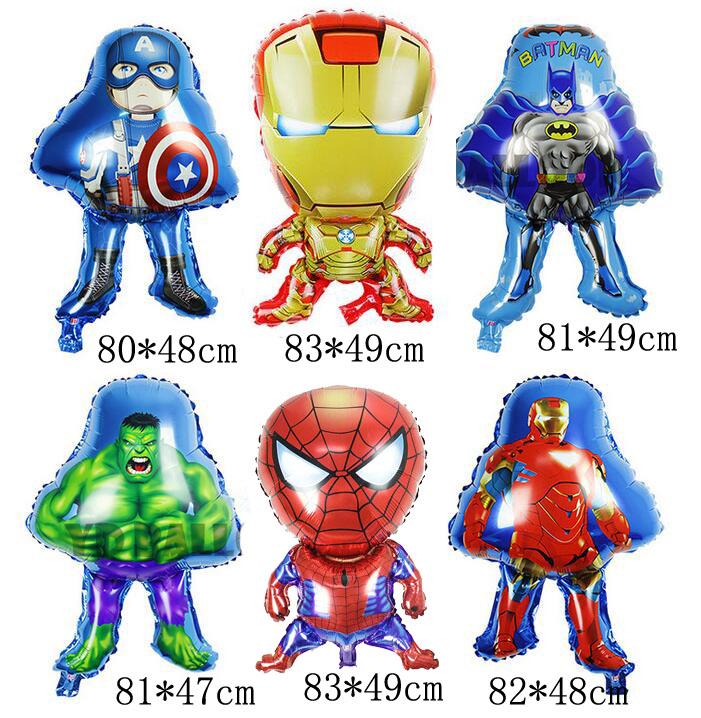 Popular Superhero Balloons-Buy Cheap Superhero Balloons