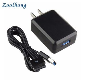 15V 1.2A/5V 2A Mini Laptop Charger for Asus Eee PC Bettery Charger 18W AC Power Adapter with Special Tips for TF101