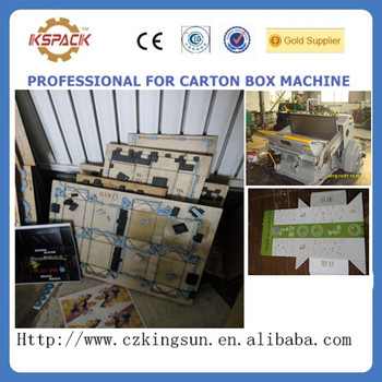 Jgw-06002 Carton Box Die Cutter Machine Partion/ Wooden Die Cutter For  Carton Box/wooden Die Making Machine - Buy Wooden Die Making Machine,Carton  Box