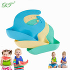Custom Soft Kids Silicone Baby Bibs,Silicone Rubber Baby Bibs