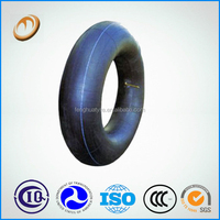 wholesale natural or butyl rubber tyre tube manufacture for bajaj tuk tuk 4.10-18 three wheel motorcycle inner tube 18