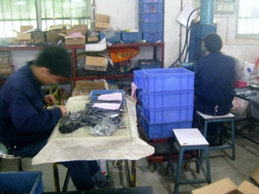Parts Assembly