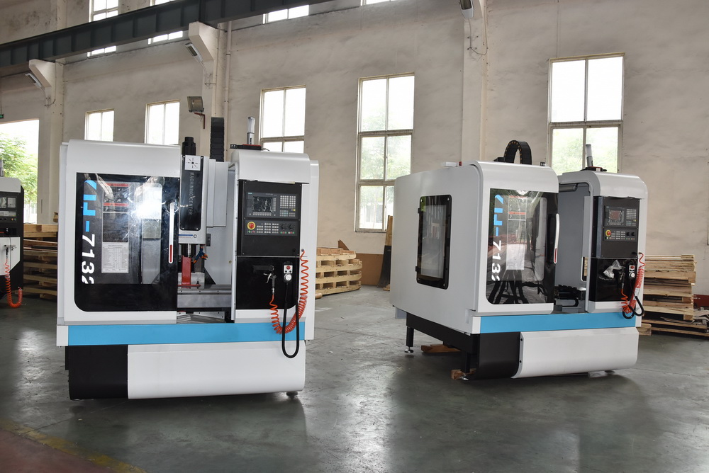 Vier-as cnc bewerkingscentrum XH7132A
