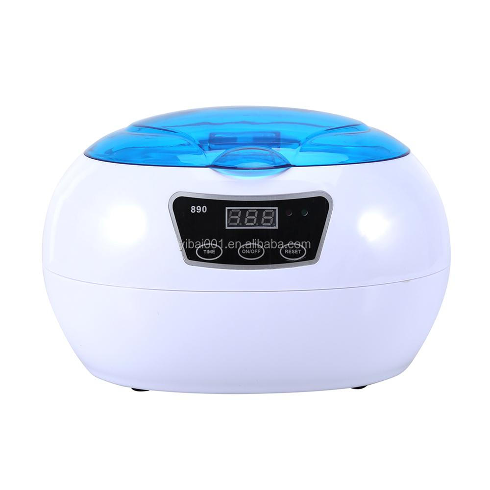 220V Digital Ultrasonic Multi Purpose Jewellery Watch Cleaner Sonic Wave ultrasonic cleaning machine