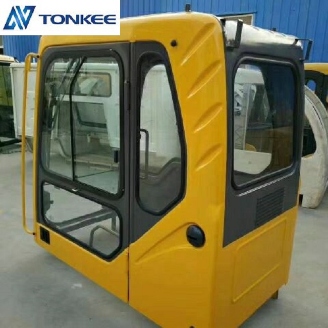 High yellow excavator cab & operator cabin for SK200-6