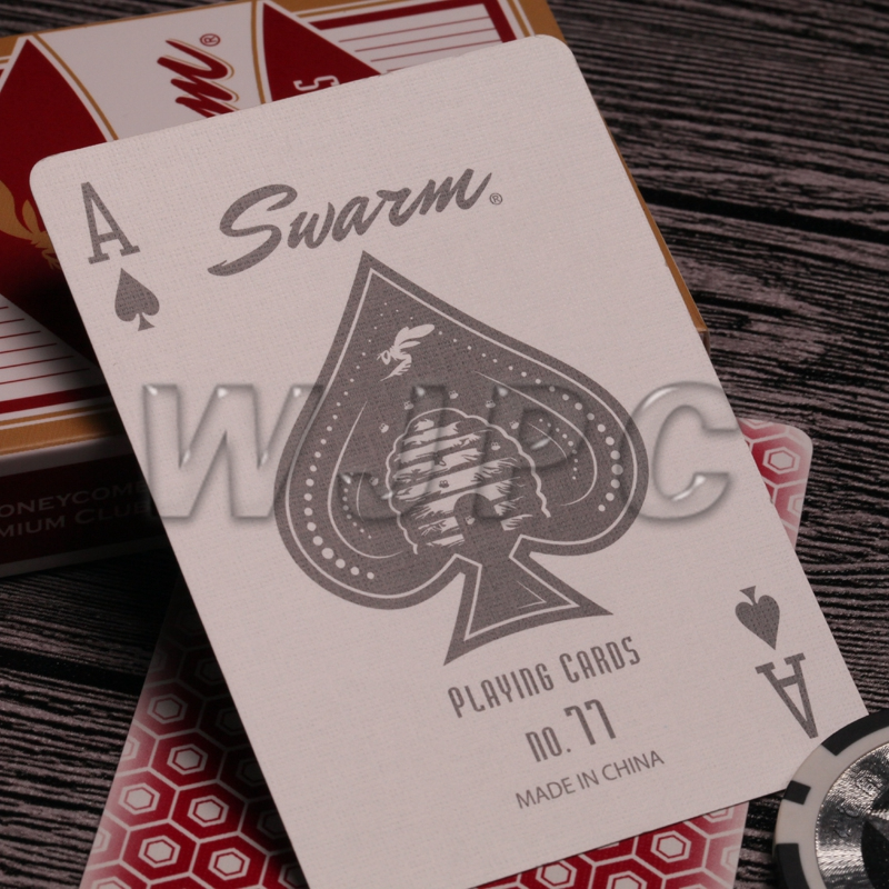 factory price casino standard playing cards