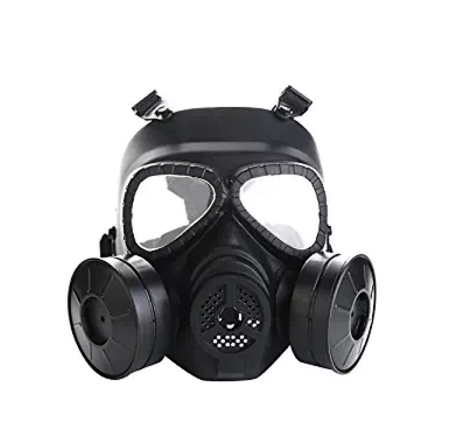 Back To Search Resultssports & Entertainment Trustful M50 Mask Army Airsoft Tactical Wargame Paintball Full Face Skull Gas Mask With Fan With Goggles Protective 22.5*17.5cm Wholesale