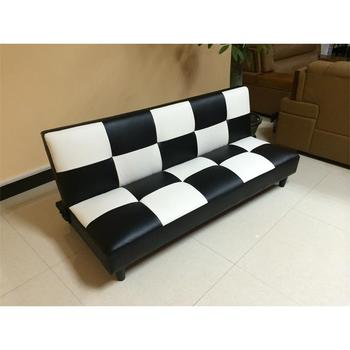 Newly Design German Pu Sofa Bed Modern