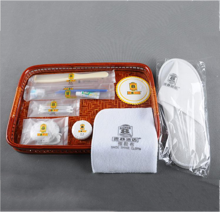 consumable hotel amenity set/hotel product types
