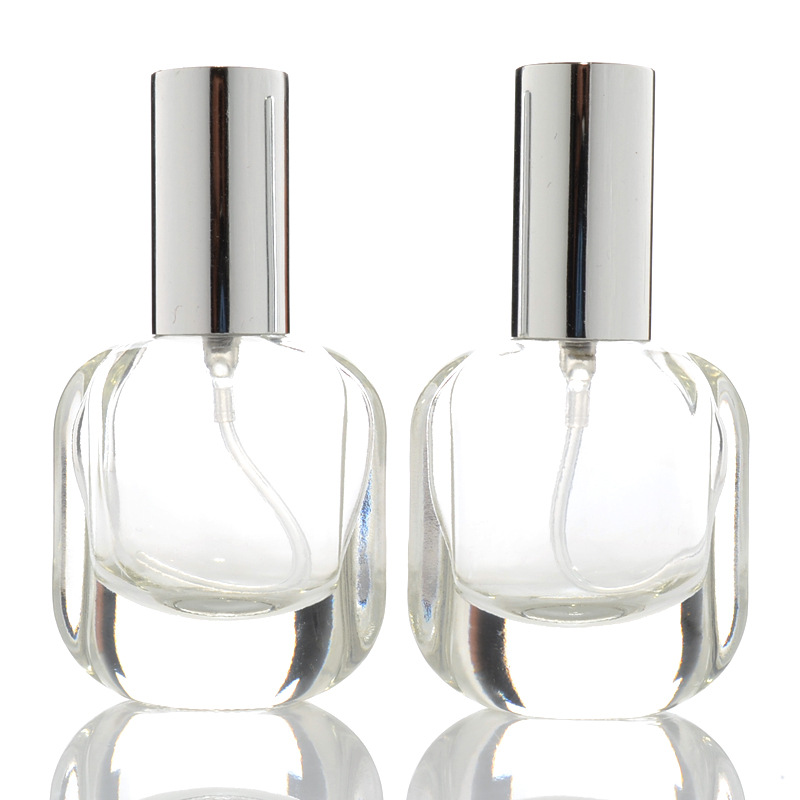 10ml glass <strong>perfume</strong> spray <strong>bottle</strong> can be refilled repeatedly