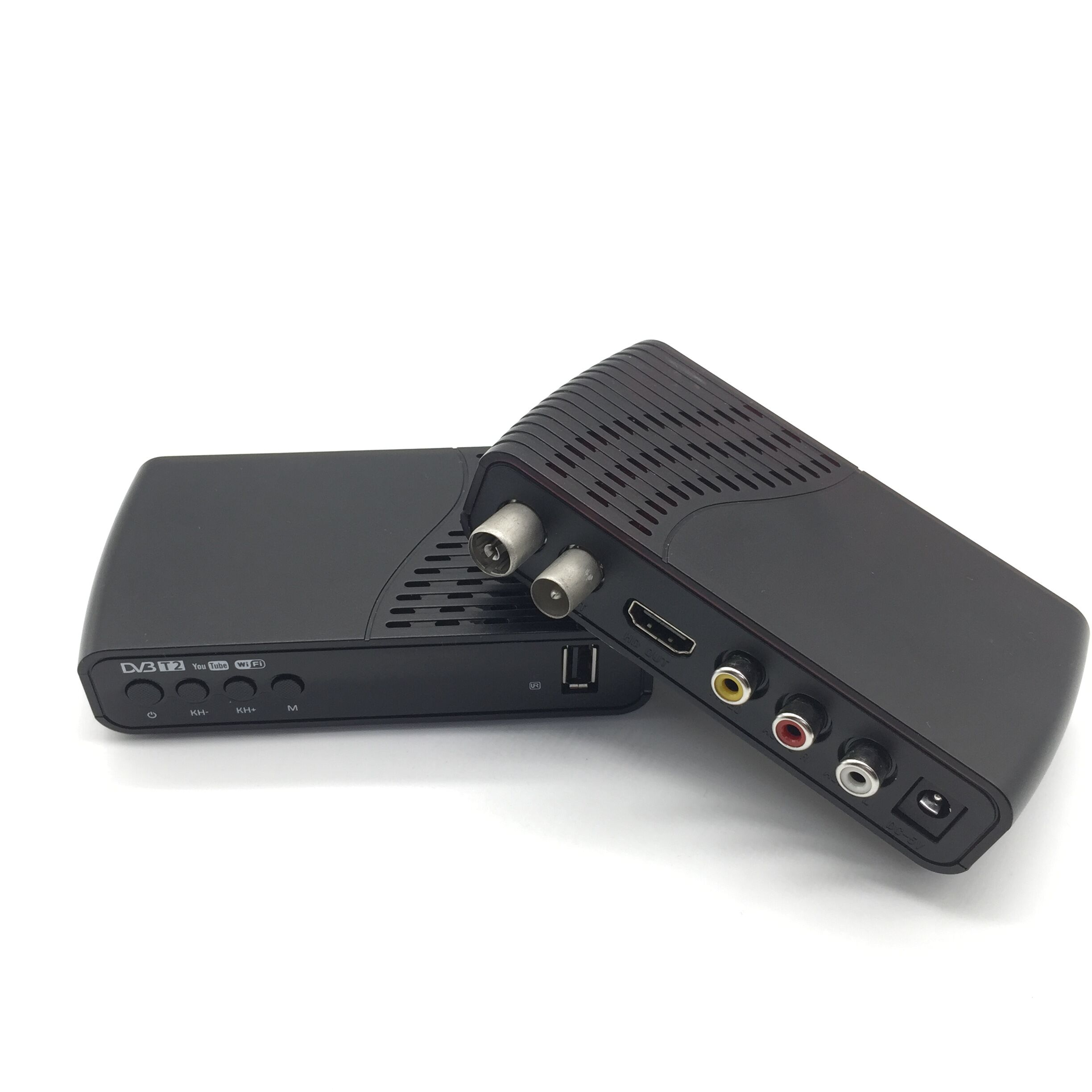 Digital HD 1080P DVB-T2 TV Box FTA DVB T2 receptor Set Top Box