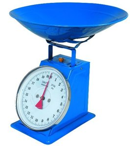 digital weight 5kg kitchen scale with clock