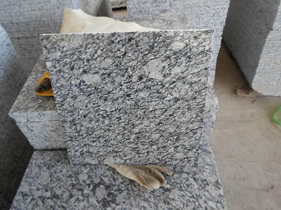 Mar Ola Barato Blanco Granito Suelo 24x24 Baldosas De Granito Y Piedra Para  La Casa De