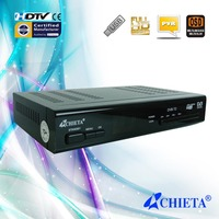 Low Cost HD DVB-T2 Terrestrial Digital TV Set Top Box Tuner