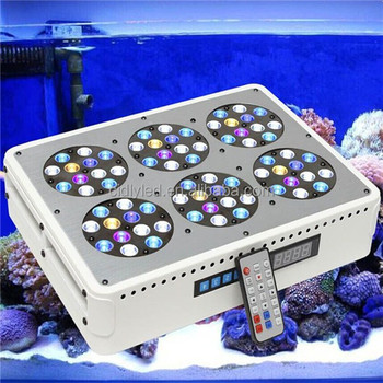 2017 Best Aquarium Led Lights Dimmable Reef C Light For Tank 200w Tropical Fish