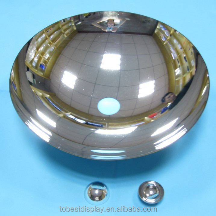 2015 sales in the first acrylic mirror ball, plastic mirror dome