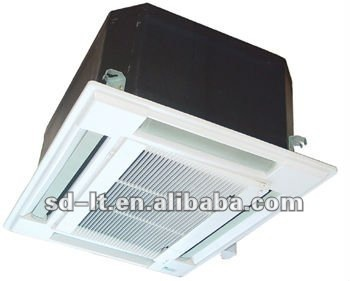 Casstte Ceiling Fan Coil Unit Duct Material In Hvac For