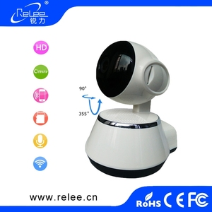 High Quality 720P Indoor Home Wireless Wifi Security Cam Two Way Audio Smart IP Camera DVR