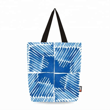 Ginzeal 2018 Fashion 100% Reusable Shopping Cotton Bag