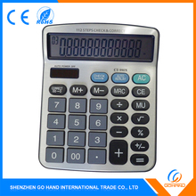 High Quality Gifts Solar 12Digits Desktop Calculator